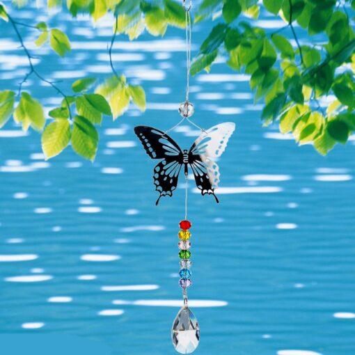 2650 adlbhk 510x510 - H&D 20mm/38mm Handmade Butterfly Crystal Ball Prism Rainbow Maker Hanging Suncatcher Ornament - garden-supplies -