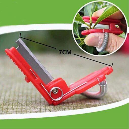 Vegetable Thump Knife Harvesting Tool for Garden Orchard